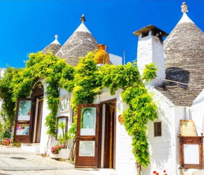 Alberobello, Egy Mesébe Illő Olasz Világörökség