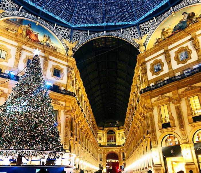 Buon Natale! A Karácsonyi Vásár Fényei Milánóban