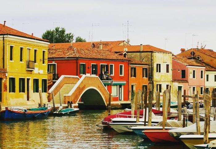 Murano, A Velencei-lagúna üvegszigete