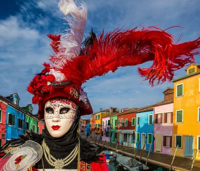 Burano, A Velencei-lagúna Csipkés Gyöngyszeme