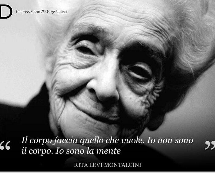 Rita Levi-Montalcini, A Világhírű Olasz Tudós Hölgy