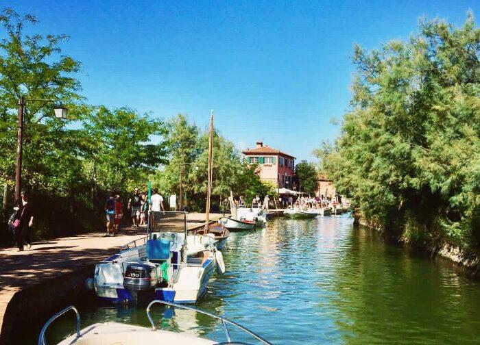 Torcello, A Velencei-lagúna Legrégebben Lakott Szigete