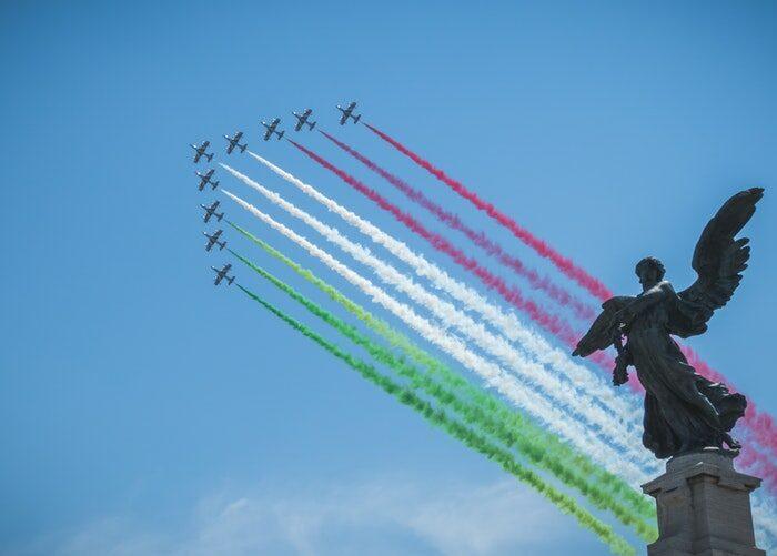 Olaszország A Felszabadulás Napját ünnepli – Festa Della Liberazione
