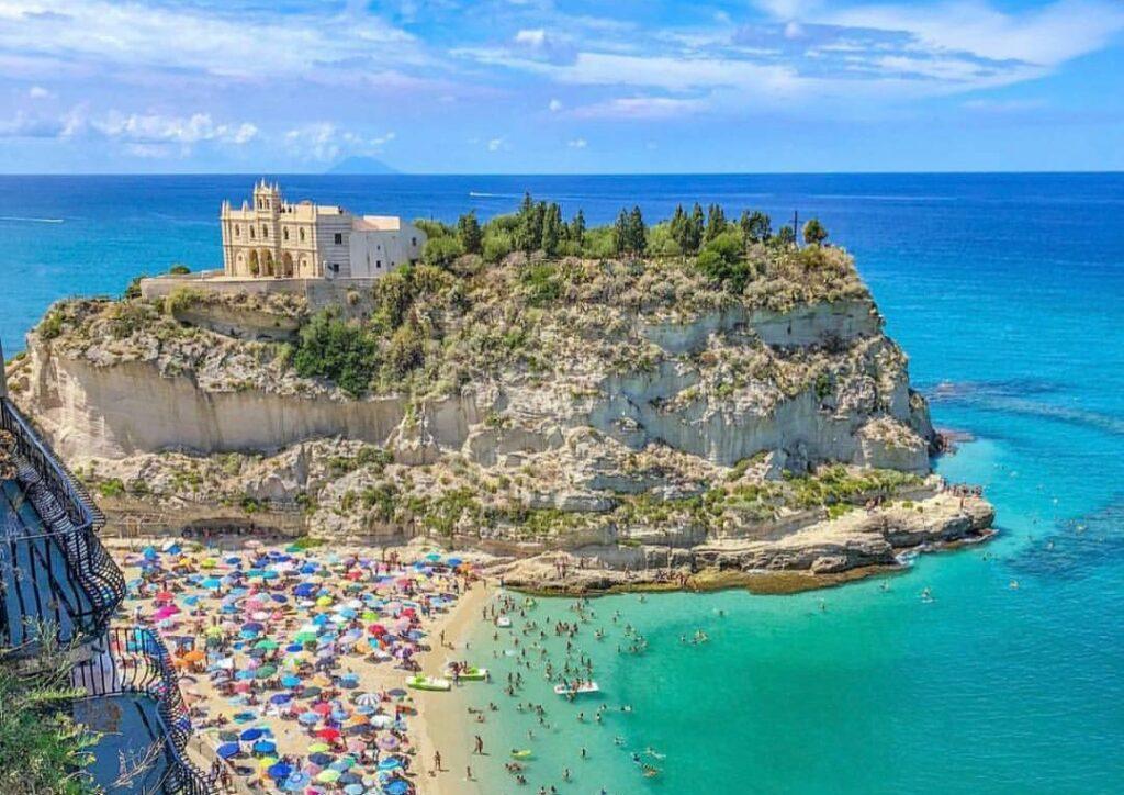 Tropical Island Beach Ambience Sound: A 15 Legszebb Homokos Tengerpart Olaszországban