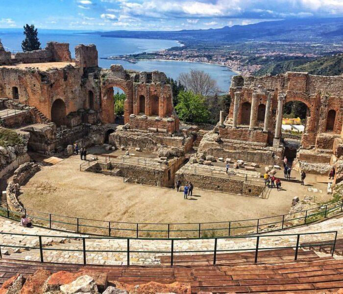 Taormina, Szicília Gyöngyszeme