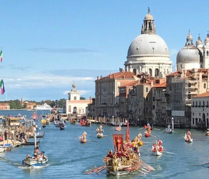 Velence Impozáns Hajósversenye, A Történelmi Regatta