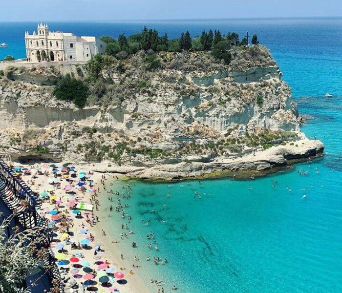 Az Istenek Partja A Napfényes Calabria ékköve