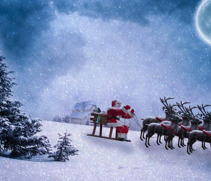 A Karácsonyfa Legendája – La Leggenda Dell'albero Di Natale
