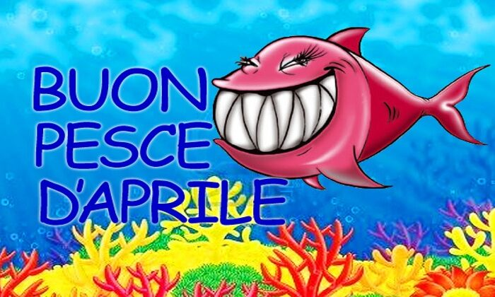 Bolondok Napja – Pesce D'aprile