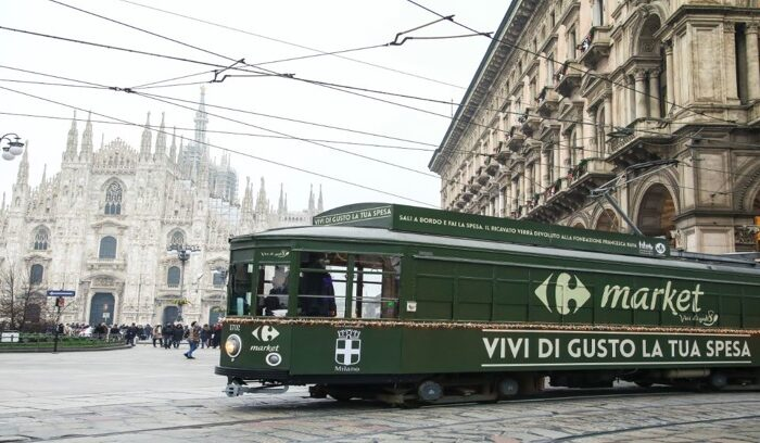 Az Első Olasz Közlekedési Jelzőlámpa