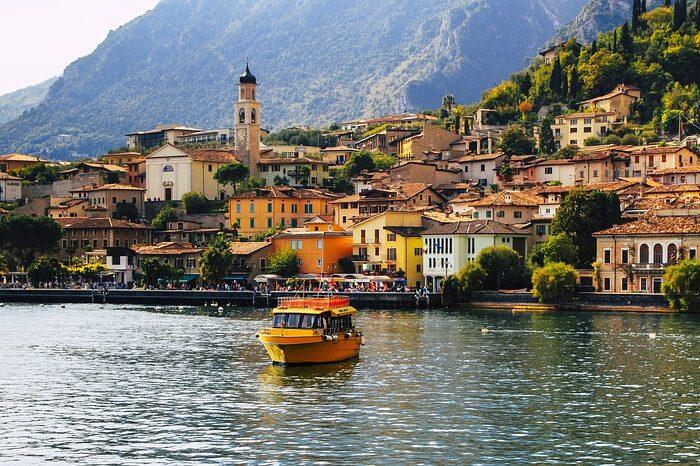 Olaszország Legszebb Tavai Nyomában