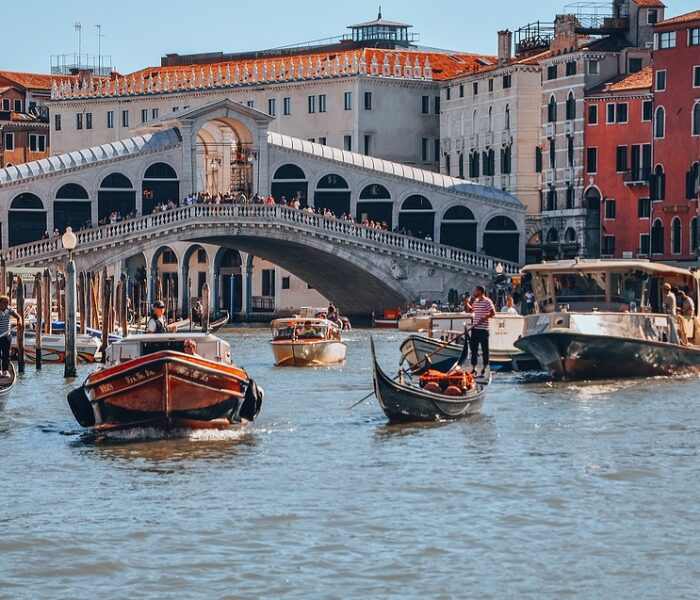 Velence, A Lagúnák Városa, Ma 1600 éves